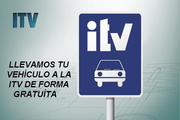 PRE-ITV E INSPECCIÓN GRATUÍTOS
