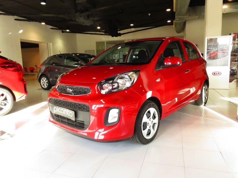 Kia Picanto KM0 por 8.600€(*)