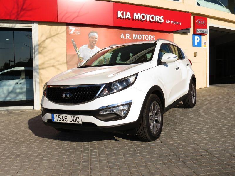 Kia Sportage 1.7 CRDi Drive por 20.900€