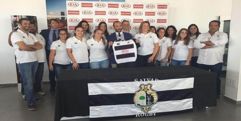 KIA AUTOCONSA, nuevo patrocinador de El Salvador Femenino