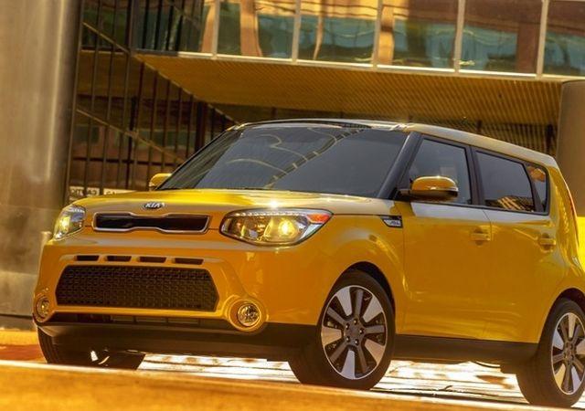 Kia Soul, en el top 3 de los mejores coches de la guía KBB