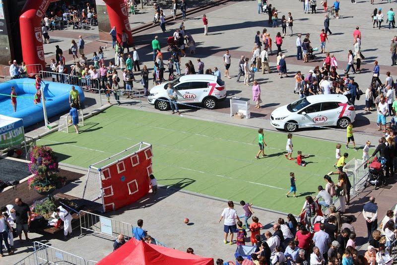 Crónica del Dia del Deporte en Zaragoza