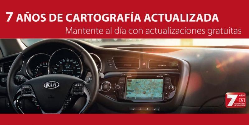 7 AÑOS DE CARTOGRAFÍA ACTUALIZADA GRATUITA