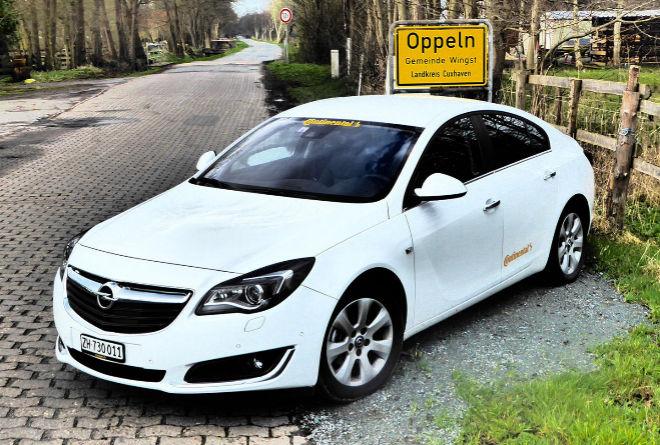 Un Opel Insignia supera los 2.000 kilómetros con un sólo depósito