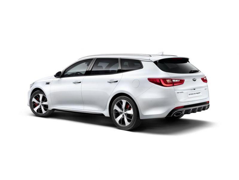 Nuevo Kia Optima Sportwagon