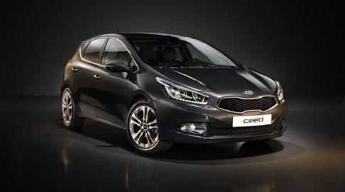 KIA Cee´d 1.4 CRDi 90cv Concept - 12.950€