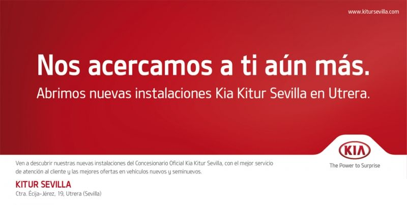 Nuevas instalaciones en UTRERA