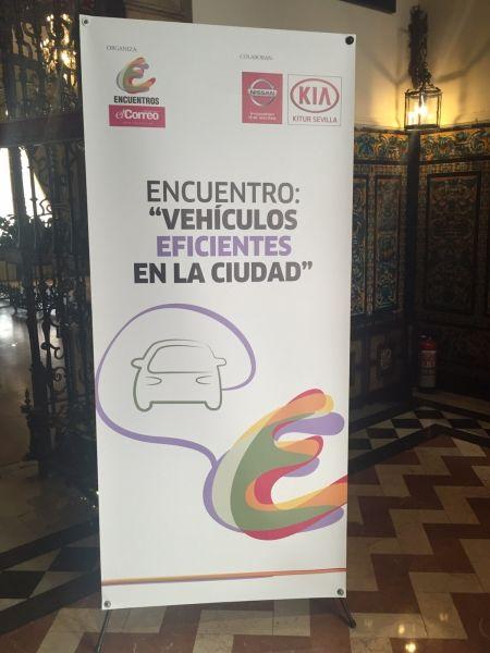 Kitur Sevilla en 'Vehículos eficientes para la ciudad'