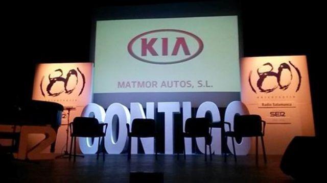 Kia patrocina el programa de Iñaki Gabilondo