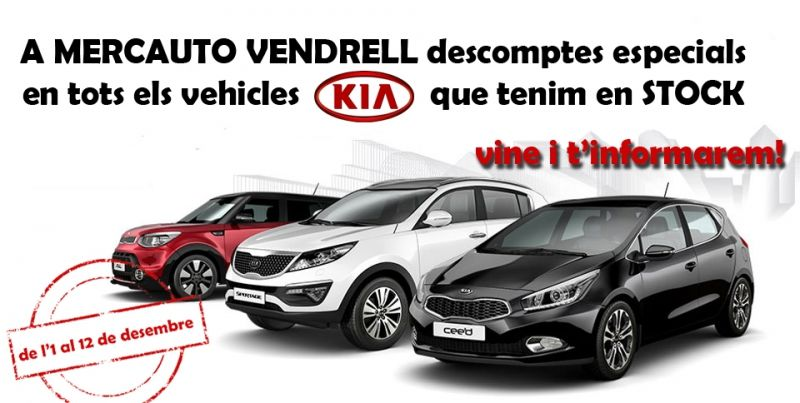 DESCOMPTES EN VEHICLES EN STOCK