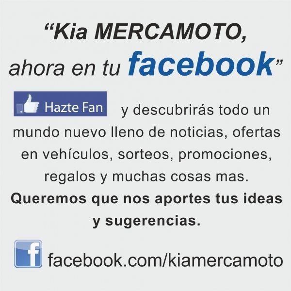 MERCAMOTO AHORA EN TU FACEBOOK