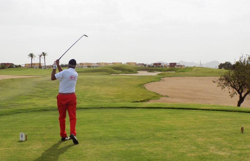 Torneo benéfico de Golf Los Amigos de Mazarrón Golf Society