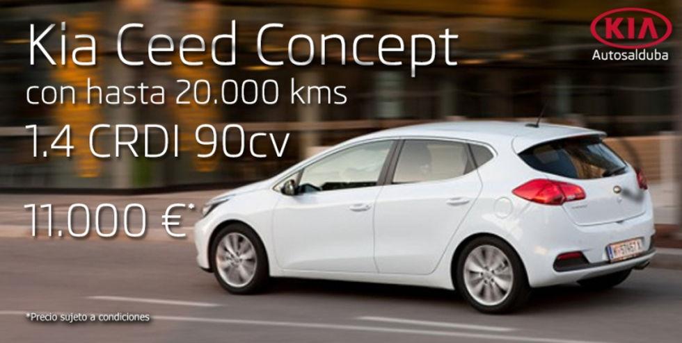 Oferta: Kia Ceed 1.4 CRDI 90Cv