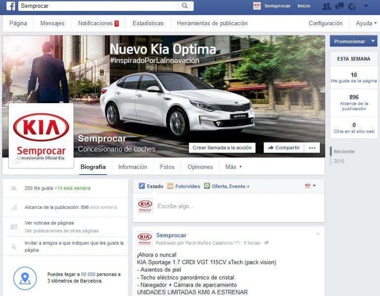 ¡¡Síguenos en Facebook!!