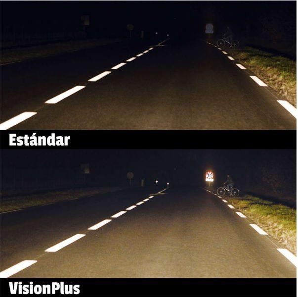 Lámparas de VisionPlus de Philips