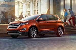 Llega a Europa, el Nuevo Ford Edge, para completar la gama SUV y AWD de Ford.