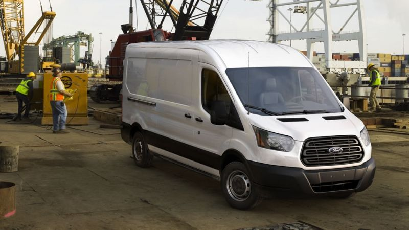 La Nueva Gama Ford Transit Número Uno en Vehículos Comerciales en Europa en 2015