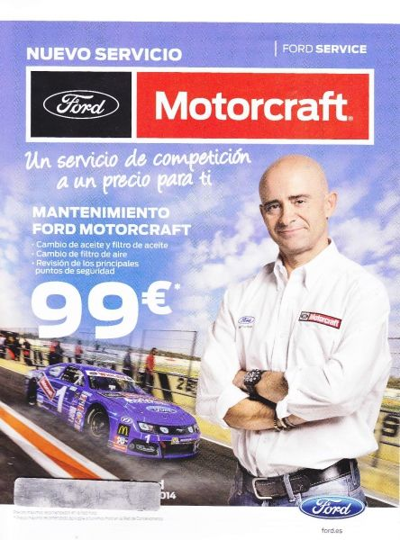 Revision Ford Motorcraft