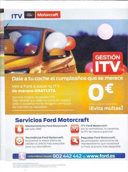 Gestion ITV