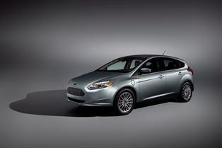 Ford empieza la producción en Europa del Focus eléctrico