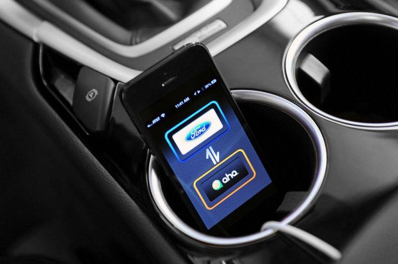 Nueva aplicación de Ford para gestionar las redes sociales al volante