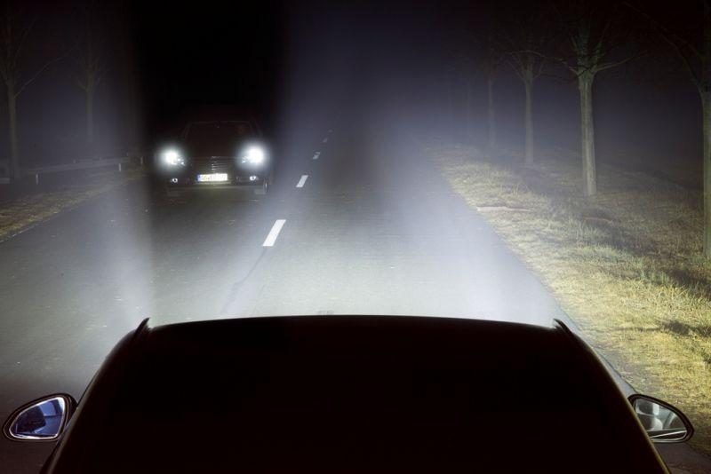 Claves para una conducción nocturna segura