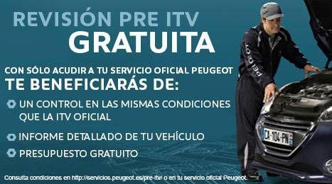 REVISIÓN PRE-ITV GRATUITA