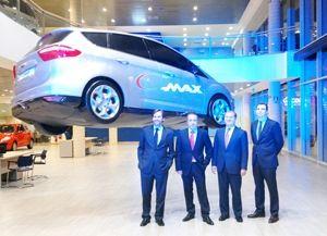Ford Pamplona Car inaugura su nuevo concesionario
