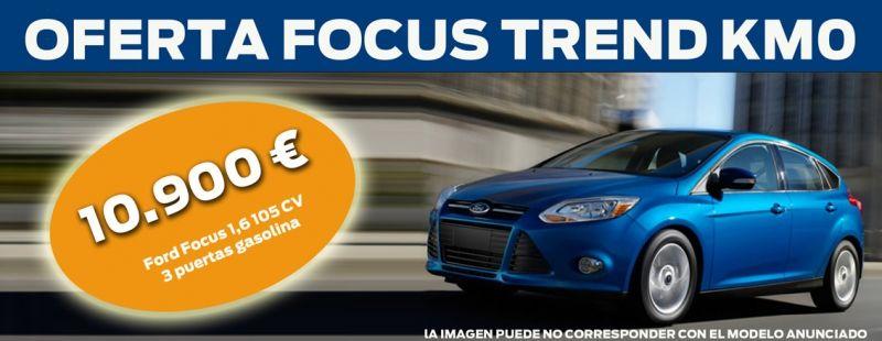 Ford Selección: Ford Focus desde 10.900€