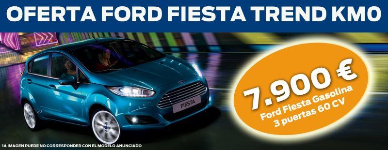 Ford Selección: Fiesta Trend 1.25 desde 7.900€