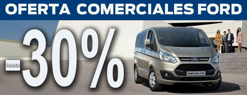 Descuentos de hasta el 30% en vehículos industriales