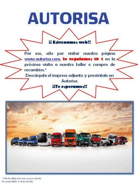 Promoción ¡¡ESTRENAMOS WEB!!