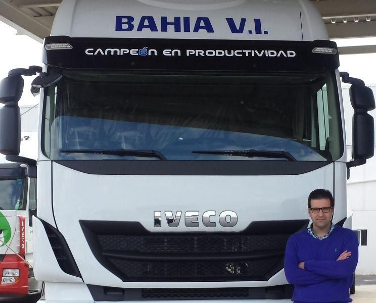 Bahía Vehículos Industriales apuesta por más rentabilidad.