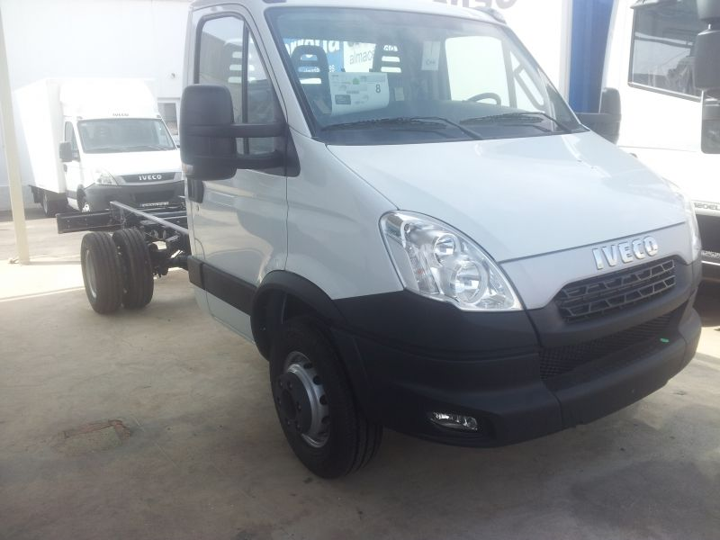 IVECO DAILY CHASIS 70C15