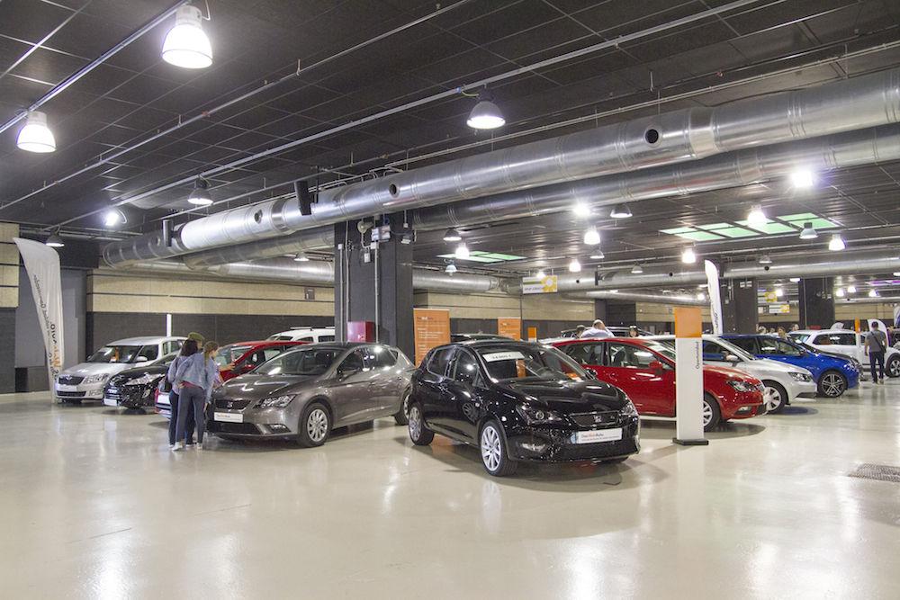 Fira Autoprimavera, les millors ofertes de vehícles d'ocasió Das WeltAuto