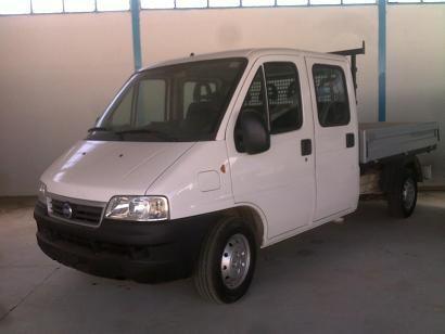 Fiat Doble Cabina Caja Abierta