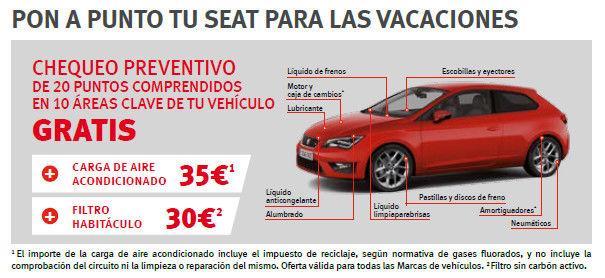 Pon a punto tu Seat en Compostela Motor