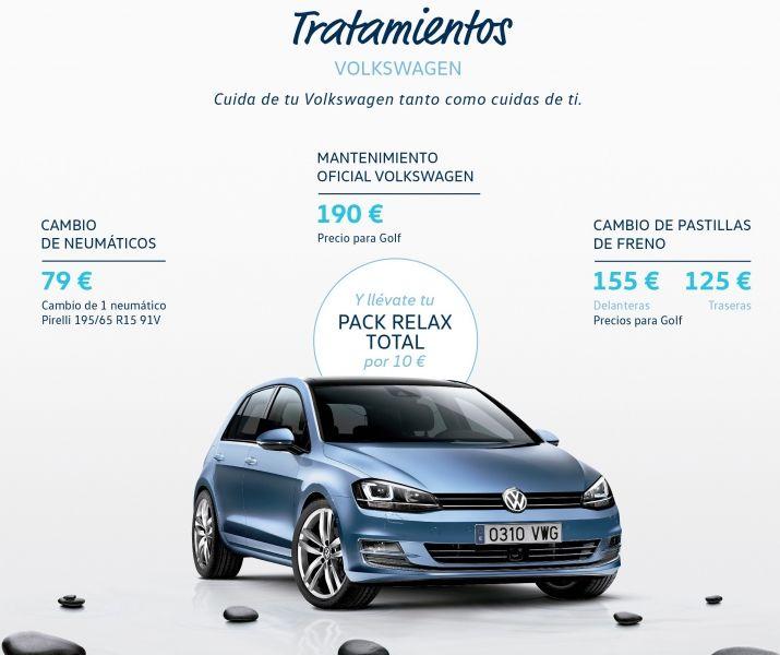 Tratamientos Volkswagen