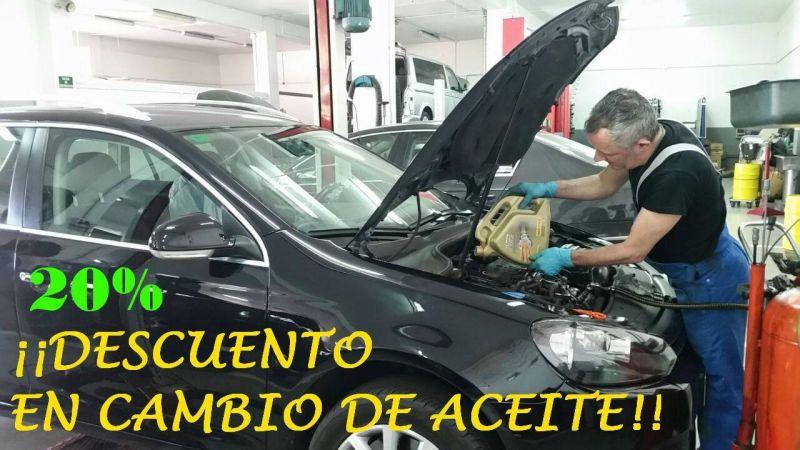 TU CAMBIO DE ACEITE MAS BARATO