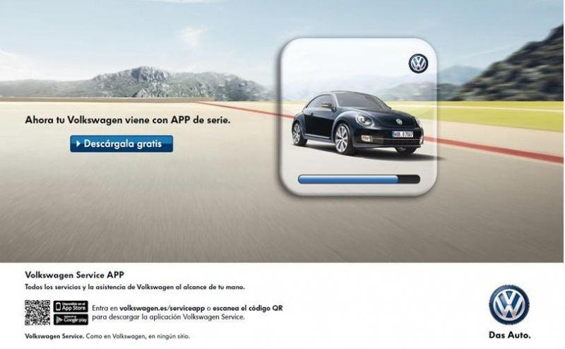 Nueva APP Volkswagen Vehículos Comerciales.