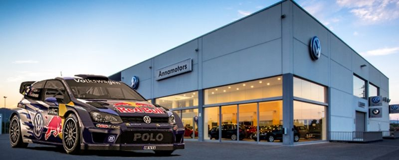 ANNAMOTORS Concessionari oficial Volkswagen.