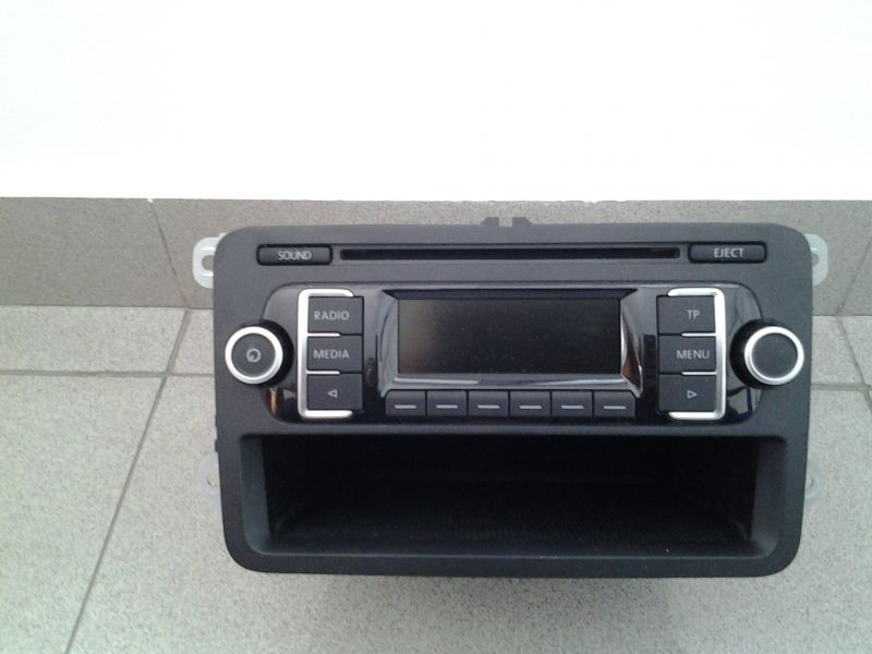 AUTORADIO RCD 210 MP3.