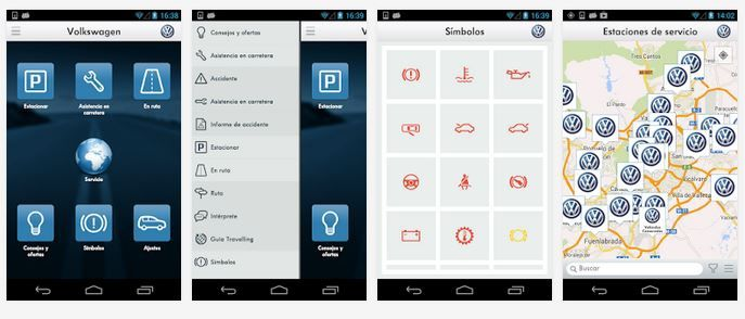 App para teléfonos móviles.