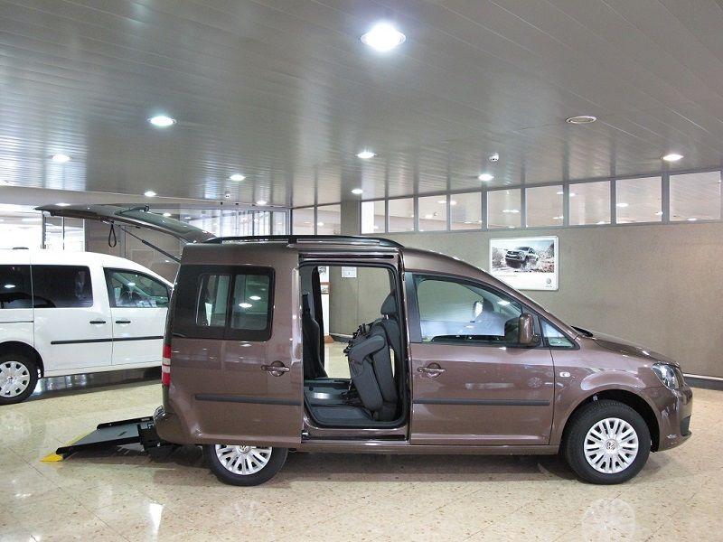 Adaptaciones de nuestros vehículos comerciales ( movilidad reducida ).