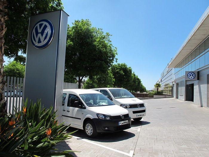 Volkswagen Vehicles Comercials ja és a Reus!.