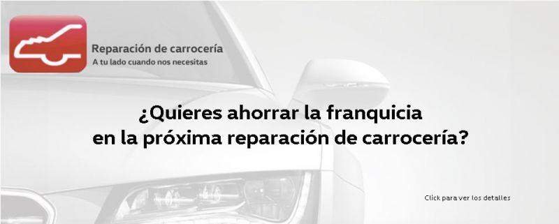 Porti el seu vehicle a Tarraco Mòbil i la franquicia li pot sortir gratis.
