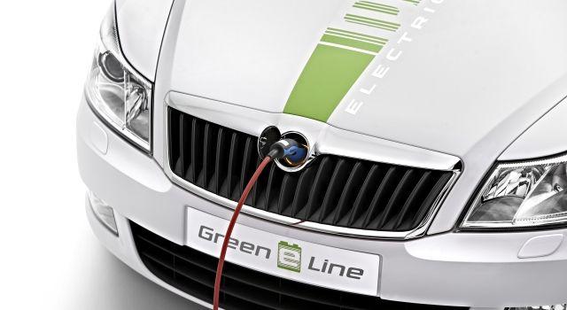 Los planes eléctricos de Skoda verán la luz en 2020