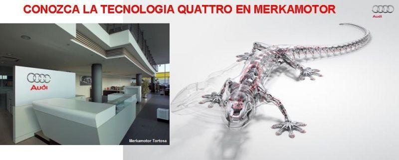 CONOZCA LA TECNOLOGIA QUATTRO
