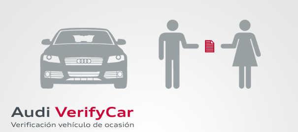 Audi VerifyCar
