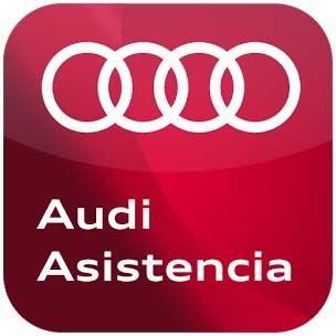 APP Audi Asistencia
